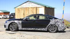 Audi A5 Sportback, restyling in arrivo. Prime foto spia - Immagine: 8
