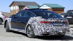 Audi A5 Sportback, restyling in arrivo. Prime foto spia - Immagine: 9