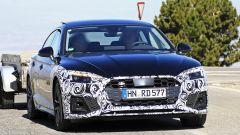 Audi A5 Sportback, restyling in arrivo. Prime foto spia - Immagine: 10