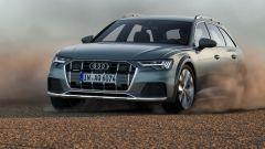 Audi A6 Allroad 2.0 TDI, debutta il diesel mild hybrid ed è un 4 cilindri