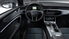 Audi A6 allroad: dettaglio dell'abitacolo