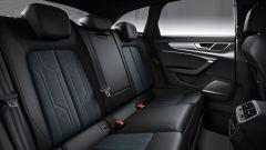Audi A6 allroad: divanetto posteriore