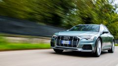 Audi A6 Allroad quattro: grandi prestazioni con il motore diesel da 349 CV