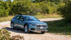 Audi A6 Allroad quattro: la trazione integrale assicura grande motricità