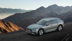 Audi A6 allroad: vista 3/4 anteriore