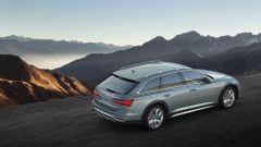 Audi A6 allroad: vista 3/4 posteriore