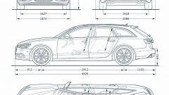 Audi A6 Avant 2012 - Immagine: 62