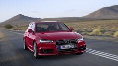 Audi A6 Avant 2017 il frontale