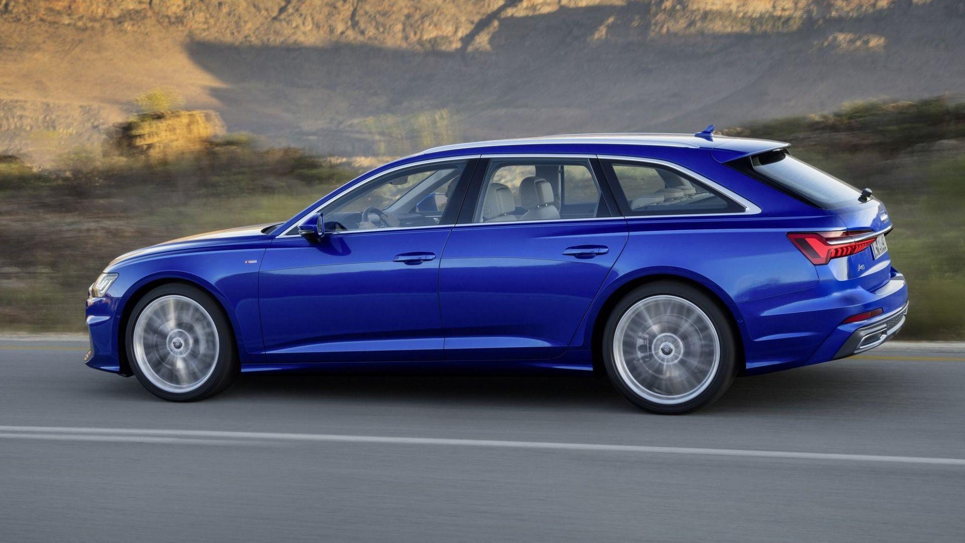 Audi A6 Avant 2018 Tutte Le Foto E News Motori Prezzo