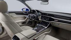 Nuova Audi A6 Avant: è più intelligente e consuma meno - Immagine: 5