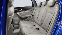 Audi A6 Avant 2018, i posti posteriori