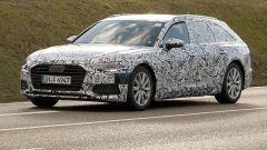 Audi A6 Avant 2018: vista 3/4 anteriore
