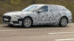 Audi A6 Avant 2018: vista laterale