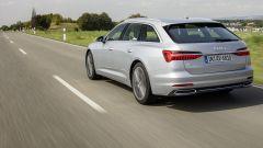 Audi A6 Avant 2019, nuove versioni 40 TDI quattro e 45 TFSI