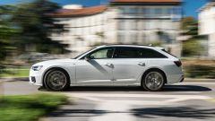 Audi A6 Avant 55 tfsi e quattro: ha anche la trazione integrale