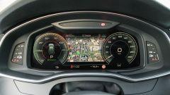 Audi A6 Avant 55 tfsi e quattro: il Virtual Cockpit da 12,3 pollici