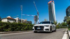 Audi A6 Avant 55 tfsi e quattro: libero accesso alle ZTL delle grandi città