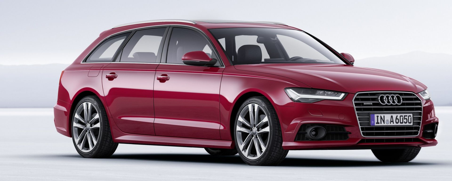 Audi A6 Avant my 2017, i nuovi cerchi in lega