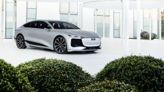 Audi City Lab a Milano: in mostra la A6 Concept e il SUV elettrico Q4 e-tron