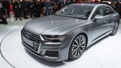 Audi A6, Live Salone di Ginevra 2018