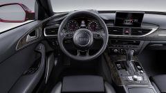 Audi A6 my 2016, il nuovo look degli interni
