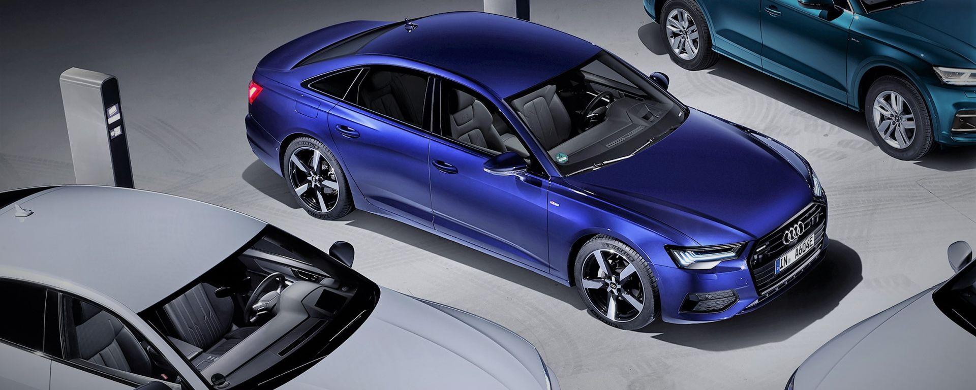Audi A6 plug in hybrid