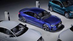 Audi A6 TFSI e quattro: le plug in al salone di ginevra