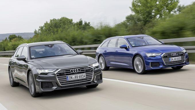 Audi A6 e Audi A6 Avant 2019