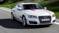 Audi A7 concept Jack: avanti con la guida autonoma - Immagine: 1