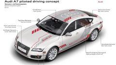 Audi A7 concept Jack: avanti con la guida autonoma - Immagine: 16