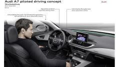 Audi A7 concept Jack: avanti con la guida autonoma - Immagine: 20