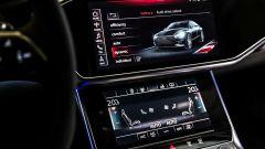 Nuova Audi A7 Sportback: l'astrocoupé - Immagine: 11