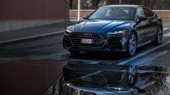 Nuova Audi A7 Sportback: l'astrocoupé - Immagine: 16