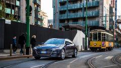 Nuova Audi A7 Sportback: l'astrocoupé - Immagine: 17