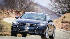 Nuova Audi A7 Sportback: l'astrocoupé - Immagine: 19