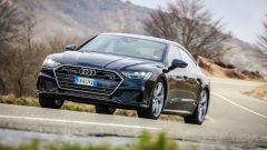 Nuova Audi A7 Sportback: l'astrocoupé - Immagine: 1