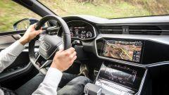 Nuova Audi A7 Sportback: l'astrocoupé - Immagine: 10