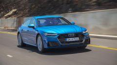 Audi A7 Sportback: a tutto mild-hybrid