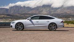 Audi A7 Sportback: gamma motori ampliata e mild-hybrid - Immagine: 6