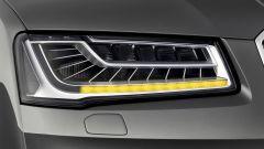 Audi A8 2014: al suo arco c'è una nuova... freccia - Immagine: 1