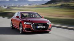 Audi A8 2018: a Francoforte prove tecniche di guida autonoma