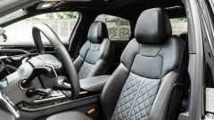 Audi A8 60 TFSI e plug-in: i comodi sedili elettrici