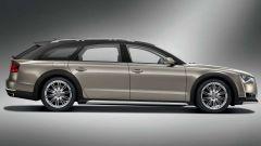 Curiosità di Natale: Audi A8 Avant Allroad W12 by Castagna - Immagine: 1