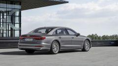 Audi A8, il Traffic Jam Pilot rispecchia gli standard di livello 3
