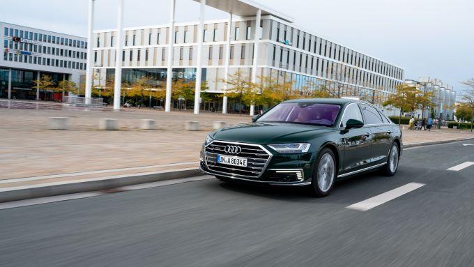 Audi A8 L TFSI