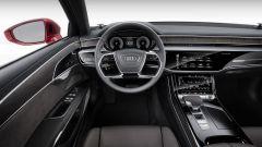 Audi A8, l'abitacolo