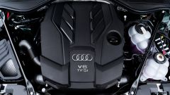Audi A8 plug-in hybrid, motore V6 3.0 TFSI