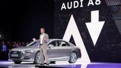 Audi A8 2018: al Salone di Francoforte la nuova generazione - Immagine: 1