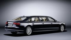 Audi A8L Extended  - Immagine: 3