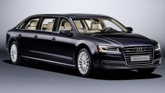 Audi A8L Extended  - Immagine: 1